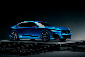 Like The Type S Concept? Acura Has Good News