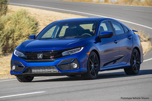 2020 Honda Civic Si Arrives With The Perfect Updates