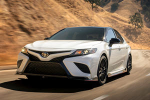 2020 Toyota Camry TRD More Affordable Than You Think