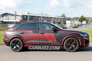 Hardcore Audi RS Q8 Caught Hunting BMW X6 M Prey