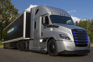 Tesla Beaten To The Electric Big-Rig Punch
