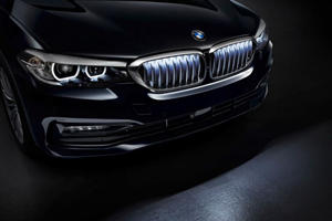 BMW 5 Series Gains A Cool Feature From The X6