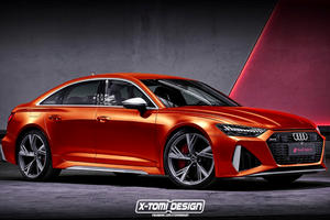 New Audi RS6 Sedan Needs To Look EXACTLY Like This