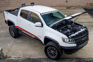 Ultimate Chevy Colorado ZR2 Has Muscle Car Horsepower