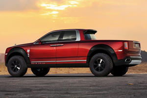 Pray This Rolls-Royce Pickup Truck Does Not Become Reality
