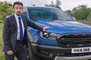 Did Ford Just Hire Richard Hammond?