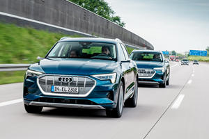 Audi Wants The World To Ignore Tesla