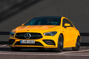 2020 Mercedes CLA Costs Thousands More Than Before