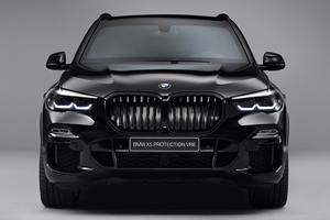 This X5 Could Be The Safest BMW Yet