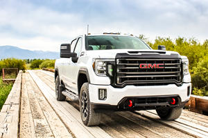 2020 GMC Sierra Heavy Duty First Drive Review: A Tech And Towing Monster