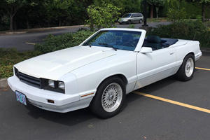 Weekly Craigslist Hidden Treasure: 1985 Mercury Capri ASC McLaren