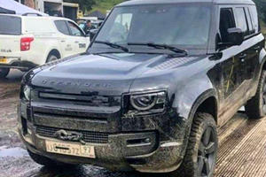 LEAKED: This Is The 2020 Land Rover Defender