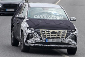Next-Generation Hyundai Tucson Gets Bold New Look
