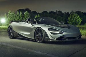 McLaren 720S Spider Gets Taken To The Extreme