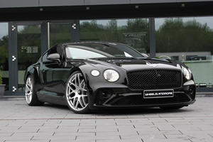 Modified Bentley Continental GT Is An 800-HP Monster