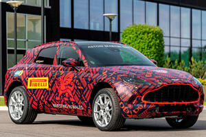 Here's Why The DBX Is A Big Deal For Aston Martin