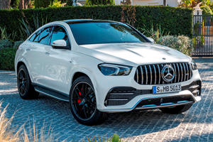 Mercedes-Benz AMG GLE 53 Coupe