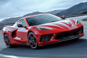 This Is How Fast The 2020 Corvette C8 Will Hit The 1/4-Mile
