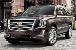 2019 Cadillac Escalade Gets Significant Discount