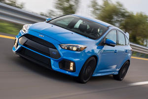 Ford's New Focus RS Plan Could Change Hot Hatches Forever