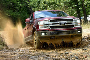 There's A New Ford F-150 V8 Engine Update