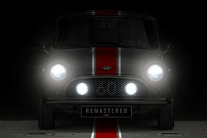 The Classic Mini Is Getting A Hardcore Upgrade