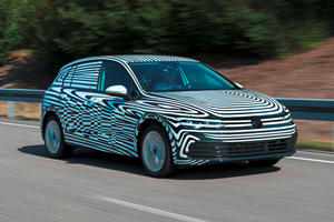 New Volkswagen Golf Getting Closer To Production