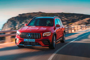 2020 Mercedes-AMG GLB 35: A Three-Row Pocket Rocket