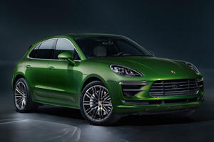 2020 Porsche Macan Turbo Returns With More Punch