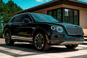 This Bentley Bentayga Will Catch A Grenade For You