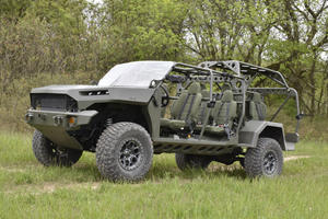 This Could Be The US Army's Next Badass Infantry Off-Roader
