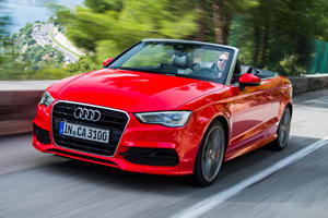 There's Bad News About The Audi A3 Cabriolet