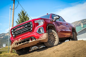 2020 GMC Sierra 1500 AT4 First Drive Review: The Swiss Army Truck