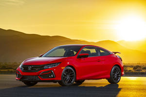 2020 Honda Civic Si Coupe First Look Review: Refreshed And Reinvigorated