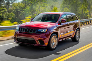 2021 Jeep Grand Cherokee's Cabin Will Be Massively Improved