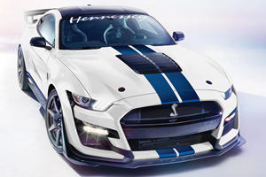 Hennessey Unleashes 1,200-HP Mustang Shelby GT500