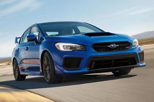 Big Changes Coming For New Subaru WRX STI
