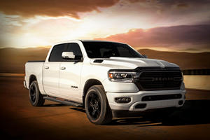Ram Gets Sporty With New Special Edition Trucks