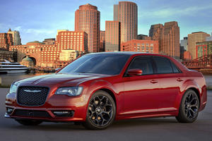 Chrysler's Entire Two-Model Lineup Receives Something New
