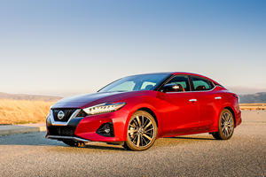 2019 Nissan Maxima Test Drive Review: New Look, New Tech, Same Performance