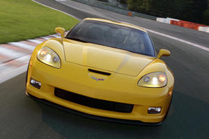 Stolen Corvette Z06 Recovered From Clever Hiding Place
