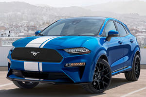Ford's Mustang Crossover Might Look Better Than Expected