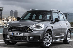 Mini's Best-Selling Model Gets A Major Upgrade