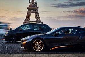 BMW's Latest i8 And i3 Updates Are Classy As Hell