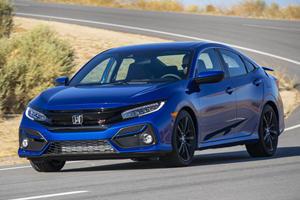 2020 Honda Civic Si Sedan First Look Review: Affordable Four-Door Fun