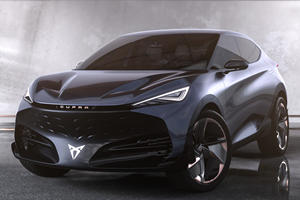 This Stunning VW Concept Looks Like A Tesla On Speed