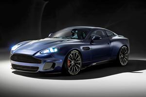 Ian Callum Creates The Ultimate Aston Martin Vanquish