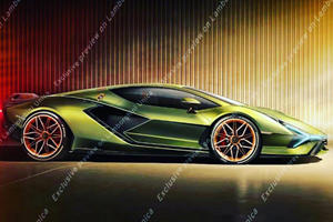 LEAKED: The Lamborghini Sian Is Here With A $3.6 Million Price Tag