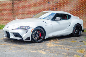 Someone Already Flipping Toyota Supra Launch Edition