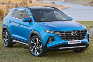 2021 Hyundai Tucson Will Look Radically Different